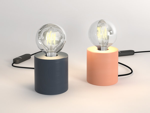 neil table lamp 3D model