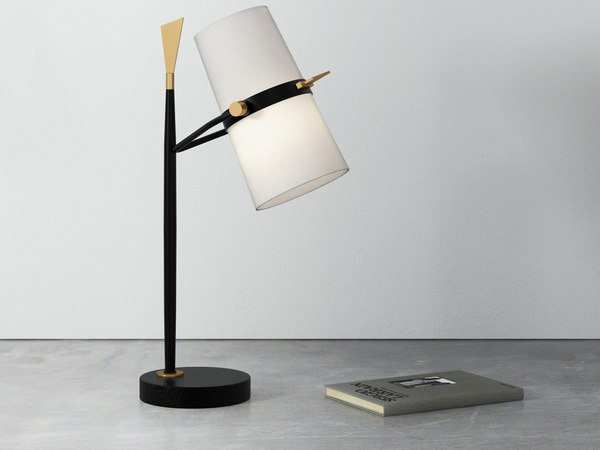 3D yasmin table lamp model