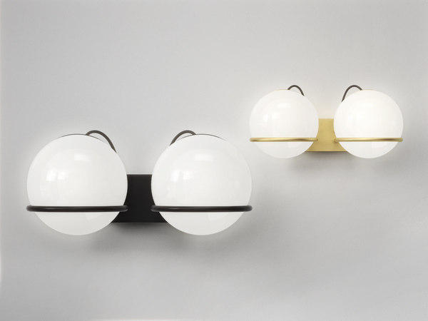 le sfere 2 wall lamp 3D model