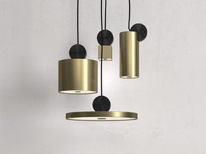 3D calee pendants model