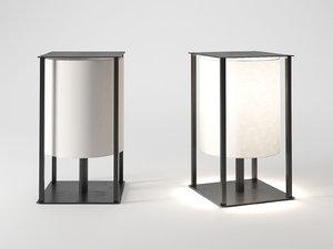 3D lanterne ii table