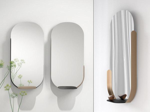 wonderland mirror 3D model