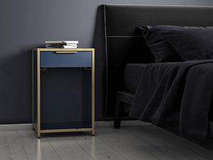 dita bedside cabinet 3D