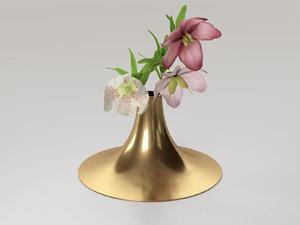 kaschkasch vase 3D model