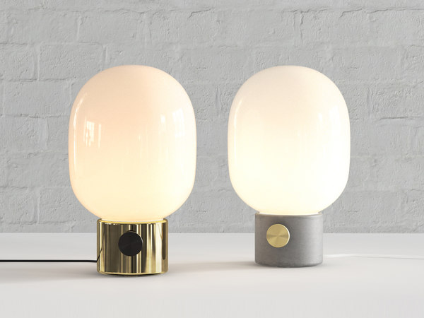3D jwda table lamp
