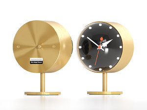 3D nelson night clock model