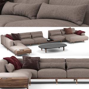 argo sofa - porada model