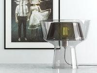 3D model caliz table light