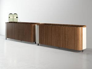 3D postmoderne sideboard