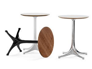 nelson table 3D model