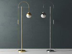 lift floor lamp model