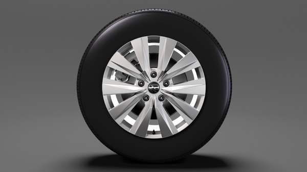 crafter van 2017 wheel model