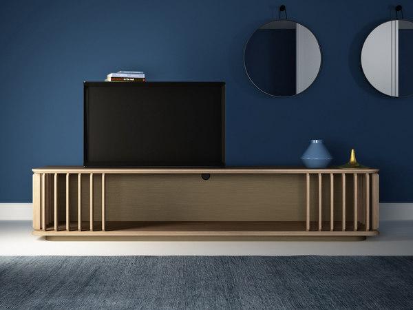 gondole tv cabinet 3D