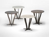 richard coffee table marble model