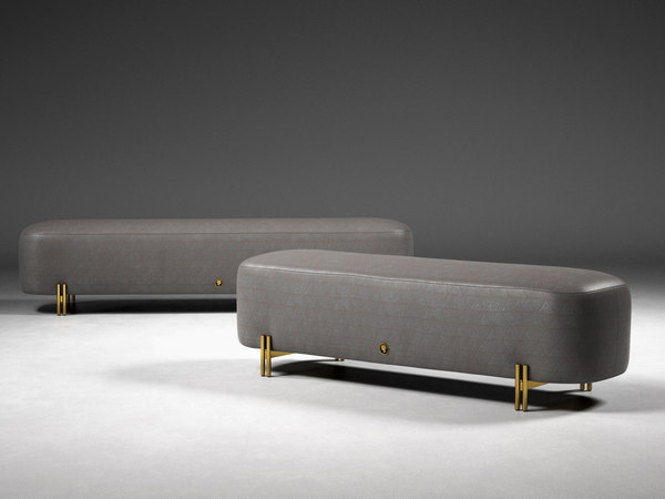 conrad bench 3D model
