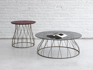 rodeo small tables 3D
