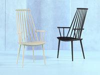 3D model j110 chair