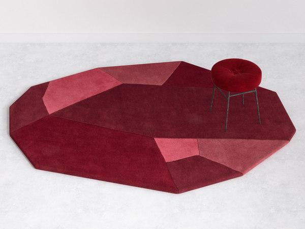 menhir carpet 3D model