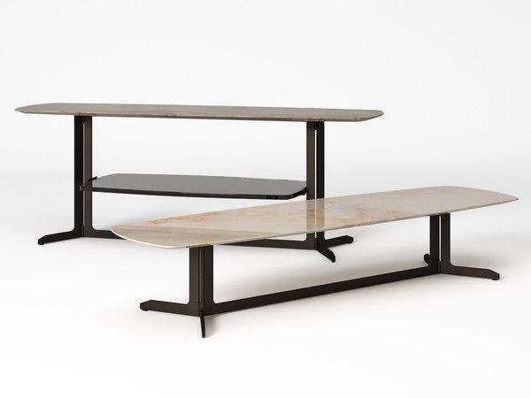arabesque console tables model