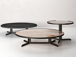 abaresque tables 3D model