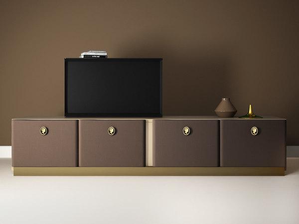 3D jasmine tv cabinets sideboard