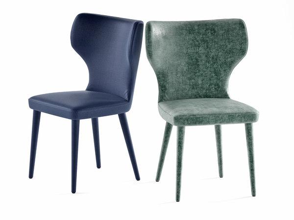 3D monika chair