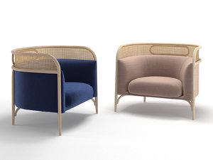targa lounge 3D
