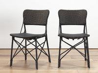 tamata dining chair 3D