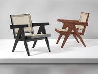 3D easy armchair