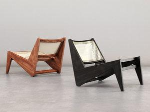 kangaroo lounge chair 3D model