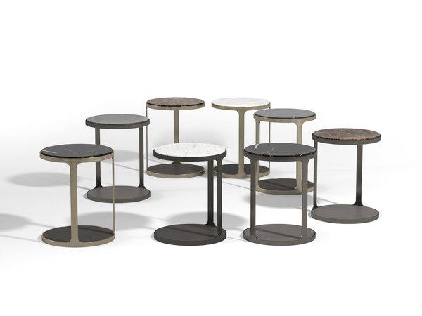 3D creek console tables