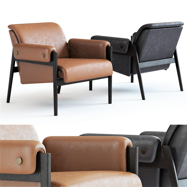 Super West Elm Stanton Leather Chair Alphanode Cool Chair Designs And Ideas Alphanodeonline