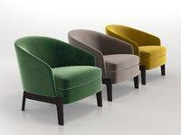 3D chelsea chair