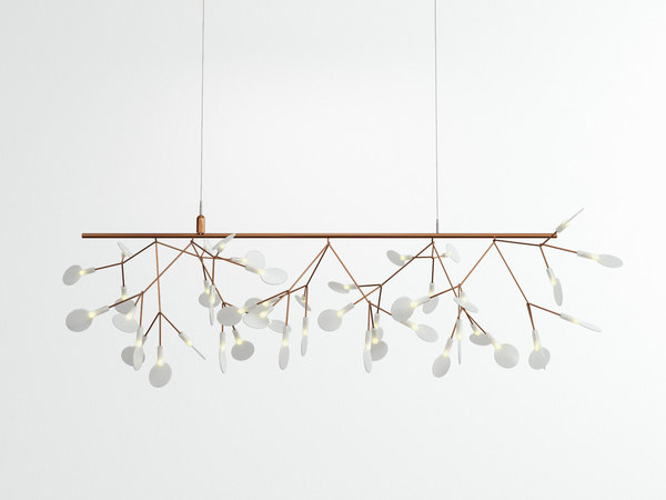 3D model heracleum endless pendant lamp
