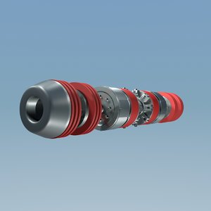 3D model smartpig tool