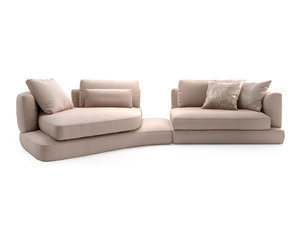 3D arabesque sofa compo 6
