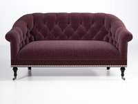 tangier 65 sofa 3D model