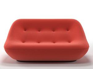 3D bonnie sofa model