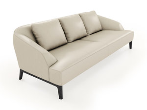 sintra large sofa 3D model