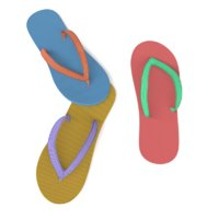 Multy Color Sandals