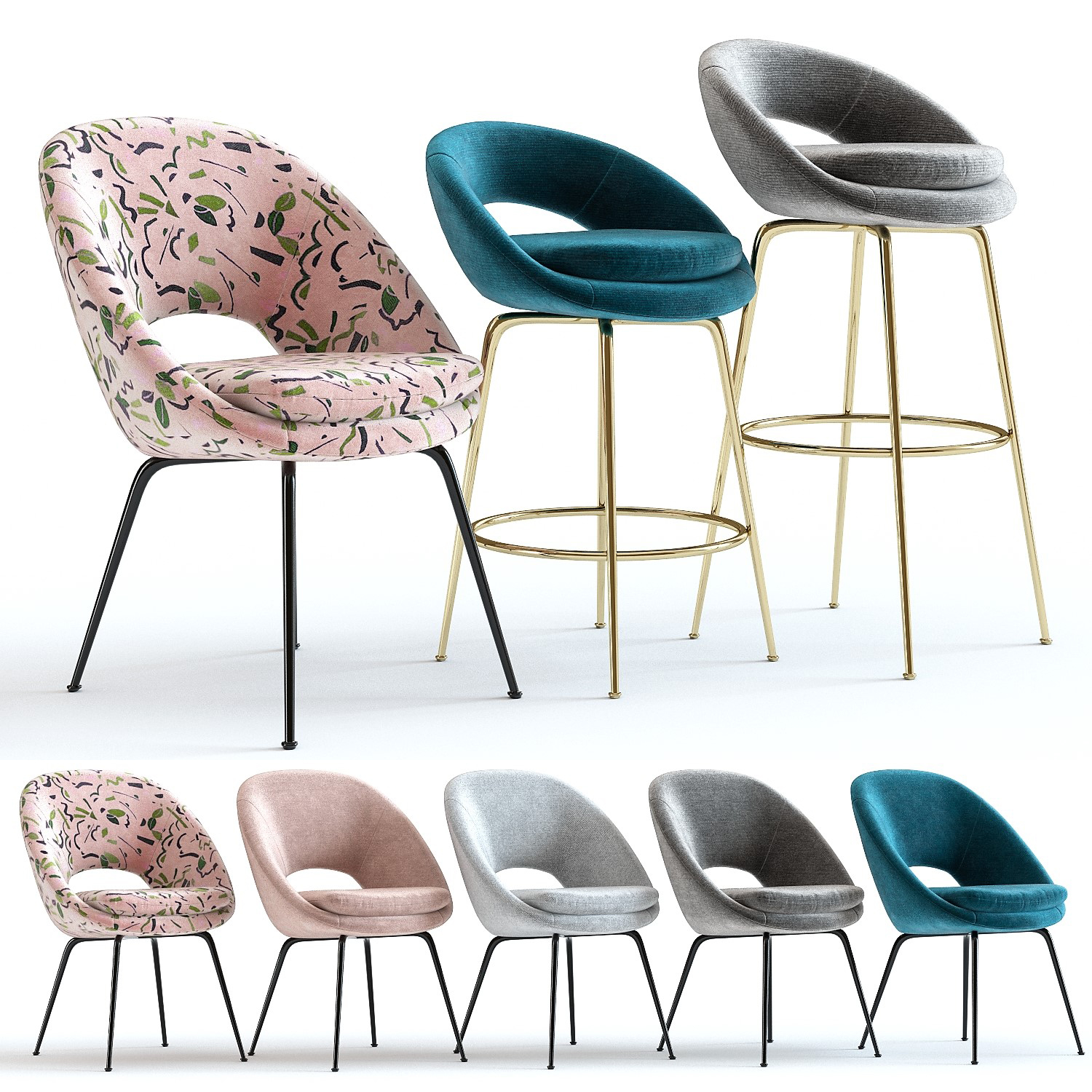 Incredible West Elm Orb Dining Chair Gmtry Best Dining Table And Chair Ideas Images Gmtryco