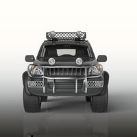 3D off-road car model