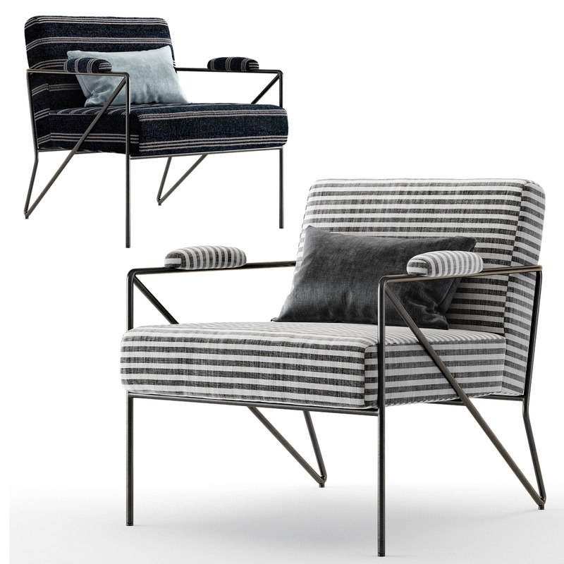 3D lounge model