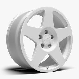 3D fifteen52 tarmac wheel