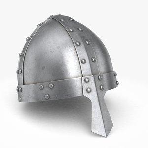 3D viking helmet helm