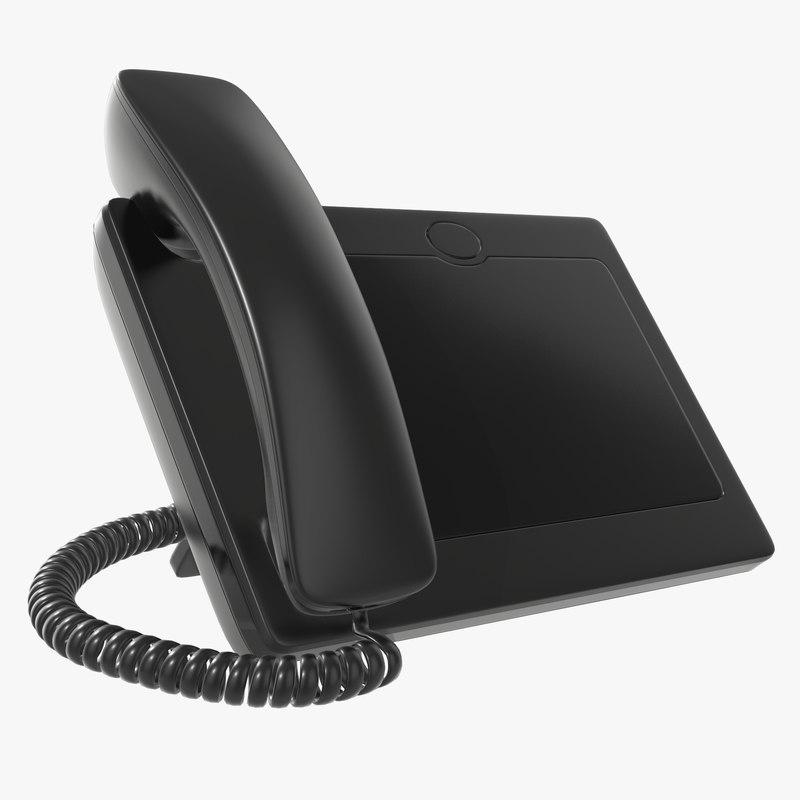 phone modern 3D model