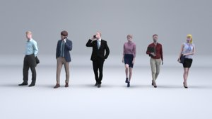 3D people business model