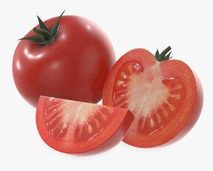 tomato 3D