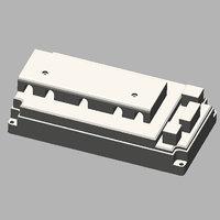 3D model control unit