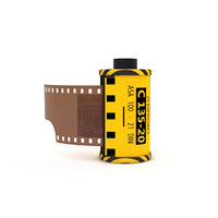 1977 Kodacolor II C 135-20 Color Negative Film